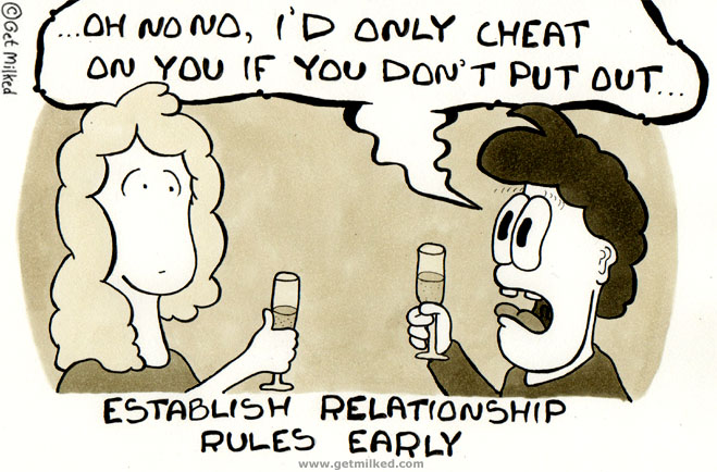 from Ford dating rules you should never break